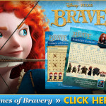 Let The Games Begin – Games of 'BRAVE'RY That is!