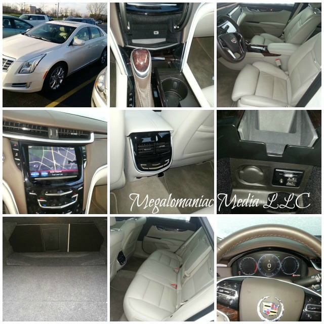 2013 Cadillac XTS AWE Premium Collection