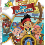 Jake & The Never Land Pirates: Jake Saves Bucky {Review}