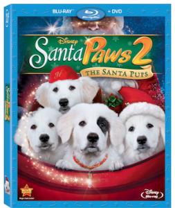 Disney,Santa Paws 2, Santa Pups