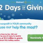 On the 1st Day of Christmas Wal-Mart Gave Me…….