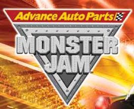 Advance Auto Parts Monster Jam