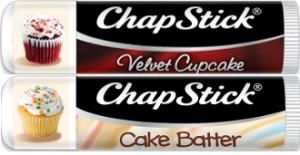 ChapStick Cupcake Creations