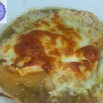 Crock Pot French Onion Soup #Recipe