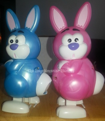 Finny Bunny Jelly Ellie Dispenser