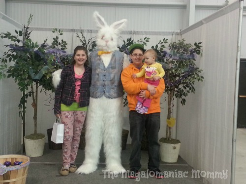National Railroad Museum, The Great Bunny Train, Easter Event, Green Bay