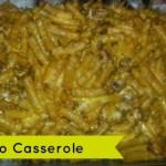 Taco Casserole {Recipe}
