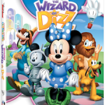Mickey Mouse Clubhouse:  Minnie's The Wizard of Dizz on DVD Review