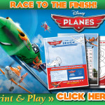Fun Activities from Disney's Planes