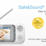 VTech Safe & Sound Video/Audio Baby Monitor {Review}