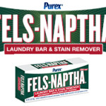 Remove Stains with Fels-Naptha Laundry Bar