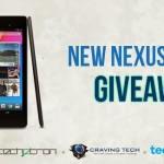 New Google Nexus 7 16GB Giveaway