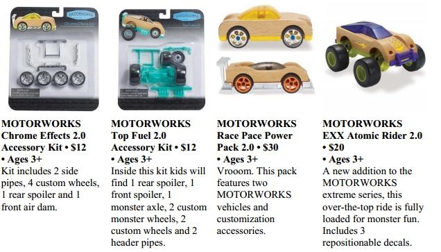 MOTORWORKS NEW LINE