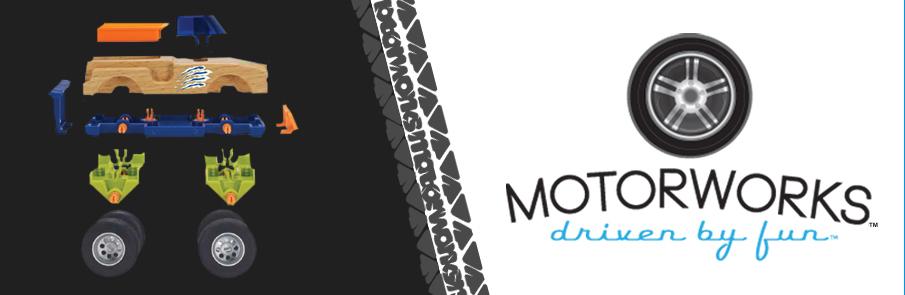 MOTORWORKS, Manhattan Toy