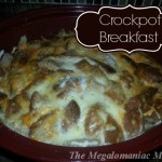 Crockpot Breakfast {Recipe}