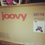 Zoom Away with the Joovy Tricycoo #JoovyMom