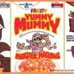 Fill Your Bowl with General Mills Retro Monster Cereals