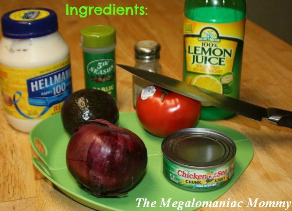 Avocado, Recipe