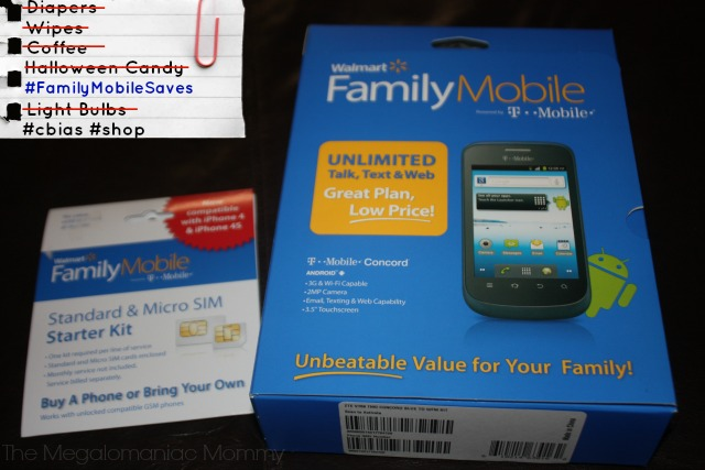 Walmart Family Mobile, #FamilyMobileSaves, #shop, #cbias