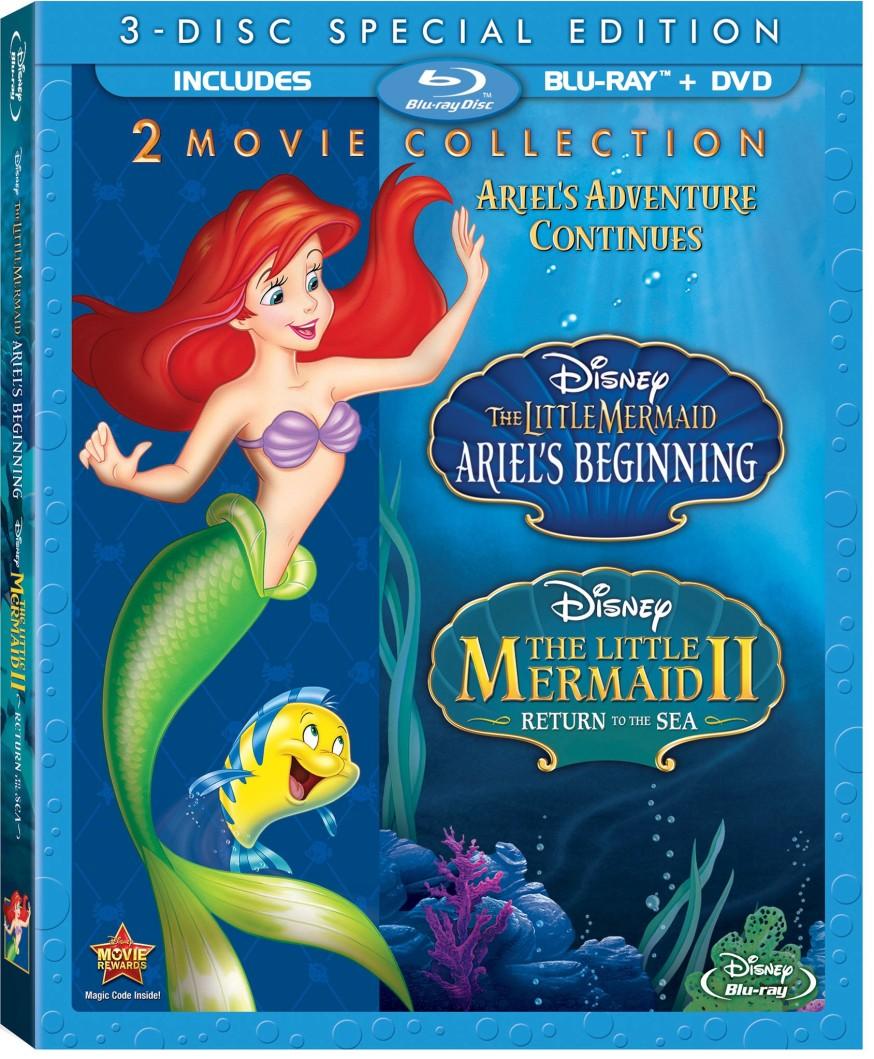 The Little Mermaid II Ariels Beginning