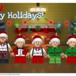 Create Your Own LEGO Minifigure Family