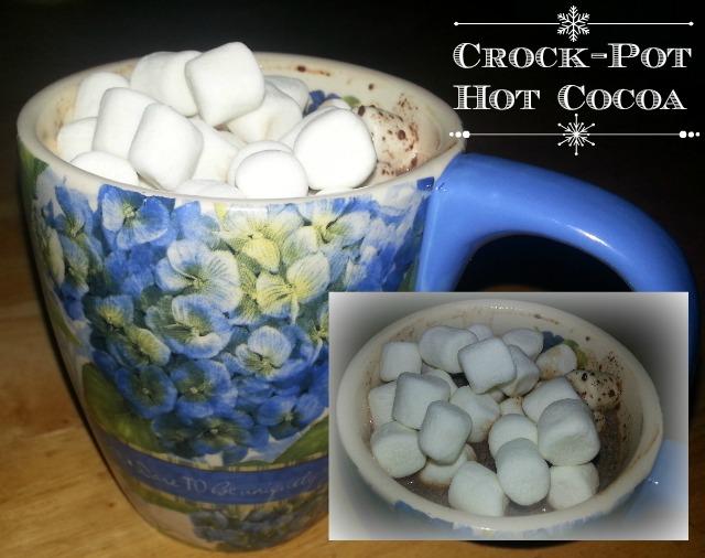 Crock-Pot Hot Cocoa