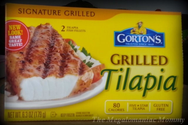 Making realistic resolutions with gorton 39 s grilled fillets for Gorton s frozen fish