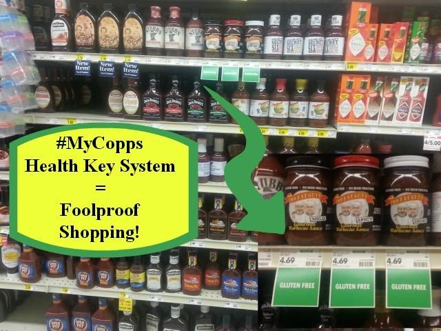 #MyCopps Health Key System #cbias #shop Foolproof Shopping