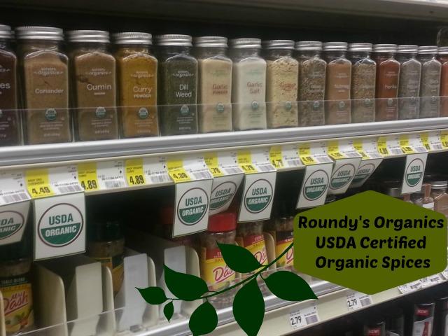 #MyCopps Roundy's Organic Spices #cbias #shop