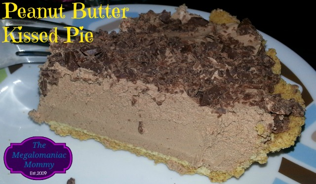 HERSHEY'S Peanut Butter Kissed Pie Slice #BunnyTrail