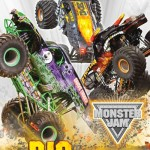 Monster Jam Returns to Green Bay #MonsterJamGreenBay