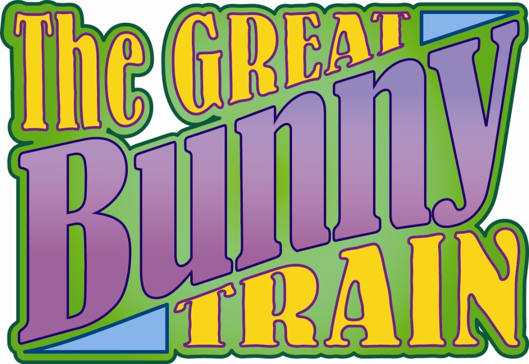 The Great Bunny Train Logo
