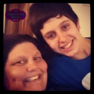 Wordless Wednesday – Mother & Son