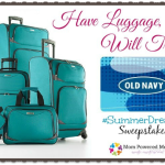 Enter the Have Luggage, Will Travel #SummerDreams Sweepstakes