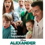 Alexander and the Terrible, Horrible, NO GOOD, VERY BAD DAY Coming in October