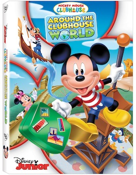 Disney, Mickey Mouse Clubhouse Around the Clubhouse World