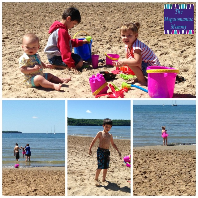Ephraim Public Beach #DoorCounty #DiscoverWisconsin #Ephraim #Travel #ExploreYourState