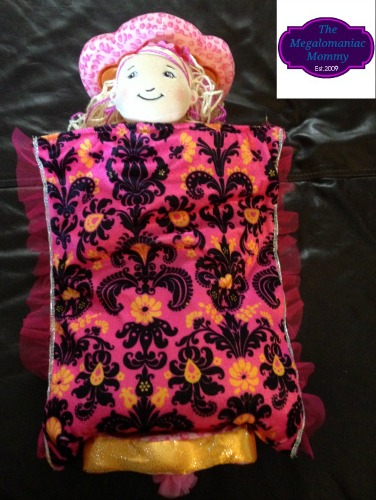 Groovy Girls Princess Dahlia & Royally Ritzy Bed