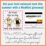 Enter to Win a Modkini & $150 Amazon Gift Card – Ends 6/26