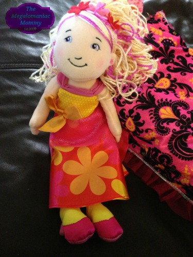 Princess Dahlia Manhattan Toy Groovy Girls
