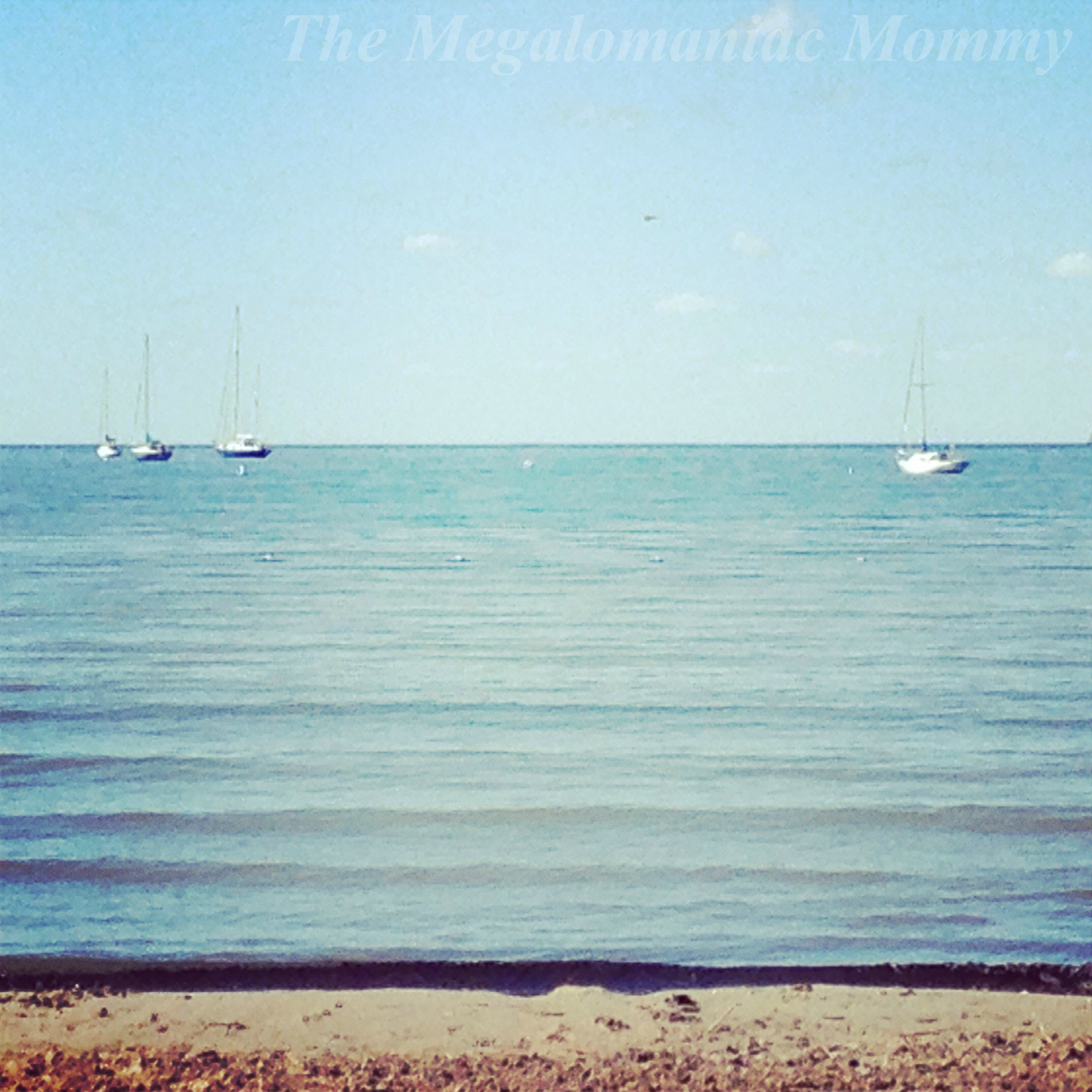 The view from the Ephraim Public Beach #Ephraim #DoorCounty #DiscoverWisconsin #Travel #ExploreYourState