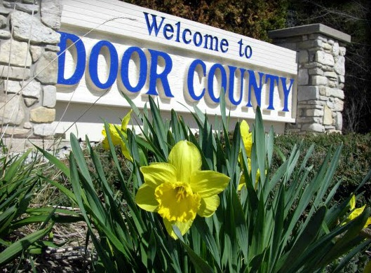 Welcome to Door County #wisconsin #travelwisconsin #discoverwisonsin #travel