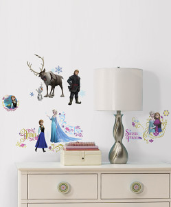Frozen, Wall Decals, Zulily