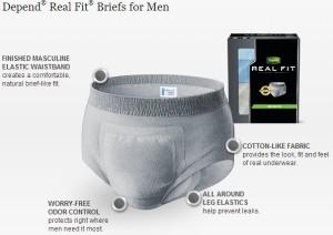 Keep Your Pants Dry with Depend #Underwareness #DropYourPants