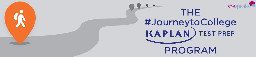 Kaplan #JourneytoCollege