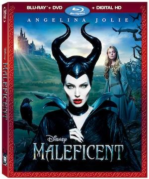 Maleficent Blu-ray, Disney