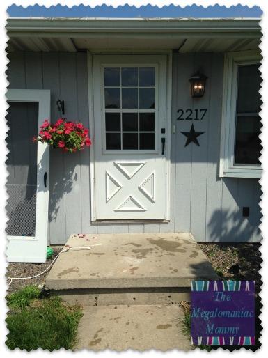 New-to-us Front Door