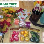 Fun, Easy & Inexpensive Fall Crafting with Dollar Tree