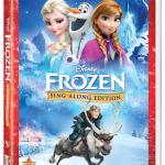 Frozen Sing-Along  DVD