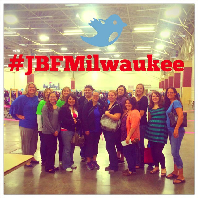 #JBFMilwaukee Bloggers Fall 2014